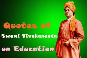 Quotes Of Swami Vivekananda On Education Ramakrishna Mission Vidyalaya