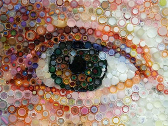 Bewitching And Beautiful Bottle Cap Art - Bored Art