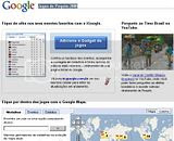 Google e as Olimpíadas 2008