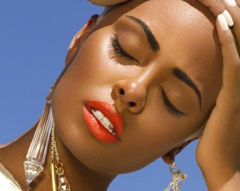 Rouge à Lèvres Orange Peau Noire Métisse Afroculturenet