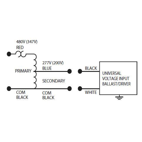 480v Ballast Wiring Diagram - Wiring Diagram Networks
