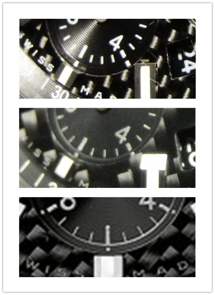 Hublot Subdial Layer