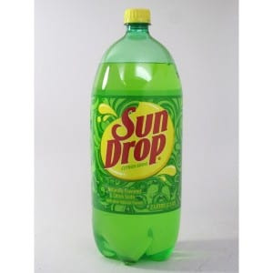 sundrop 300x300 FREE Sun Drop Soda & $0.46 Sparkle Paper Towels at Dollar General (Start 5/13)