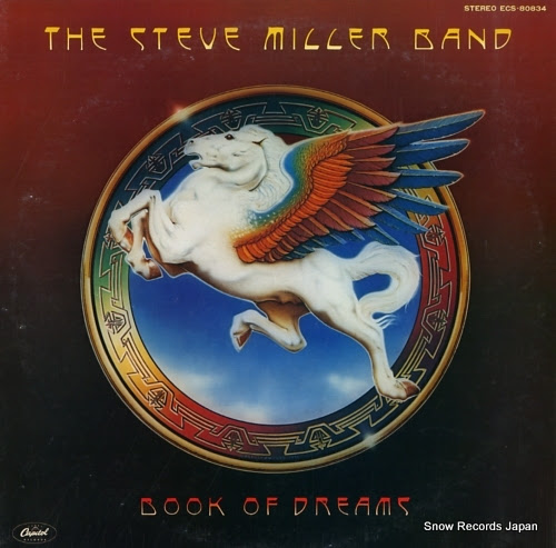MILLER, STEVE BAND book of dreams