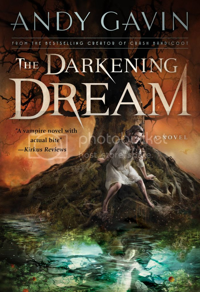 The Darkening Dream cover