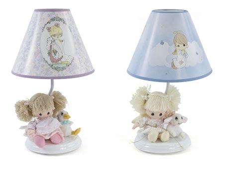 Luv n' Care Baby Nursery Lamp