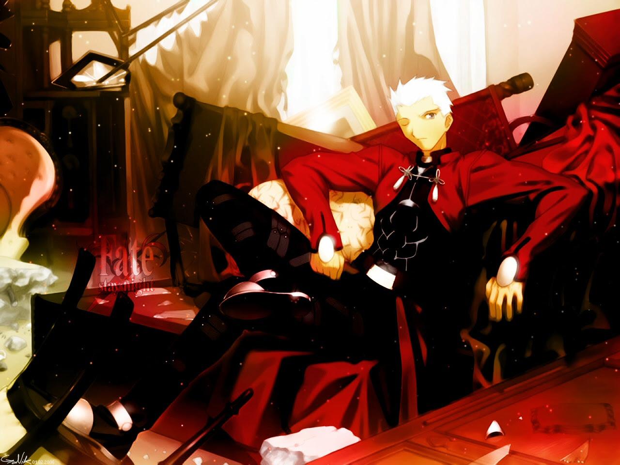 Fate Stay Night Wallpaper Archer 22 Hd Wallpaper Animewp Com