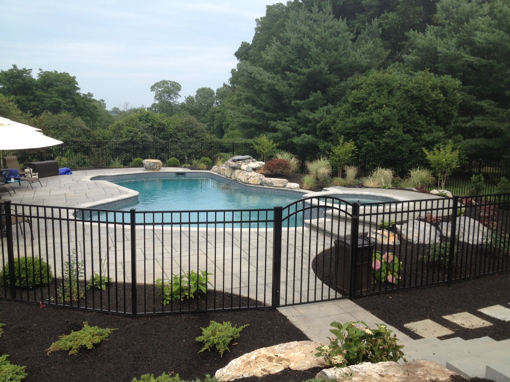 Swimming Pools Archive Landscaping Company Nj Pa Custom Pools