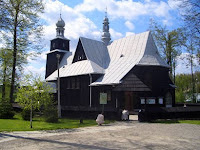 Ptaszkowa Kościół pod wezwaniem Wszystkich Świętych