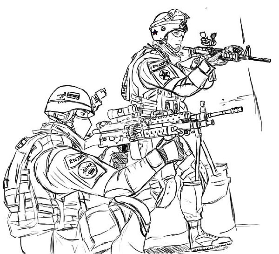 Get This Army Coloring Pages Free Printable U043e Coloring Pages