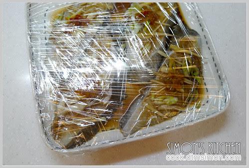 XO醬清蒸鱈魚07