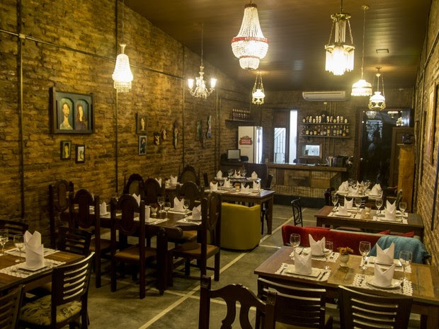 Pratos de restaurante da Zona Norte do Recife custam R$ 52, em média, mas empresária à frente do local investe em promoções (Foto: Jo Sultanum/Divulgação)