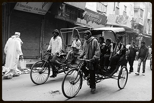 Biwi Ne Kaha,,, Kyon Dili Ka Bhoot Tumhare Sar Par  Sawar Hai by firoze shakir photographerno1