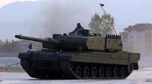 Το άρμα μάχης Altay θύμα του πολέμου Κοτς – Ερντογάν στην Τουρκία;