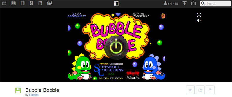 Bubble Bobble - Internet Archive Amiga