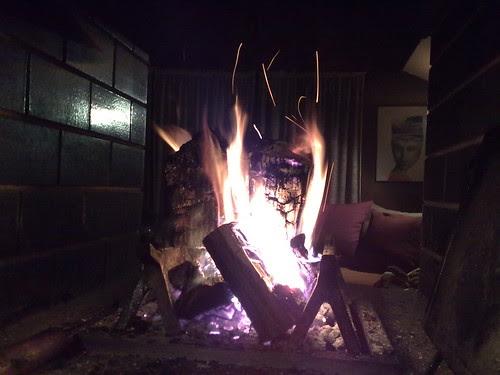 Tronco al fuoco by durishti