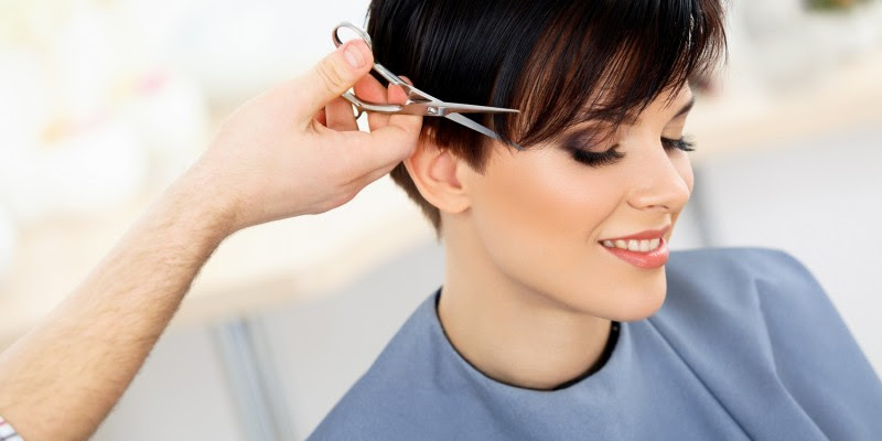 Pixie Der Pixie Als Mode Kurzhaarschnitt Bei Frauen Frisurade