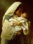 La Santisima Virgen Maria, nuestra Madre y Protectora.