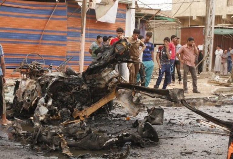 atentado en iraq