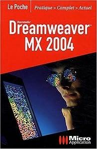 Dreamweaver MX - Catherine Trouvé-Szaibrum