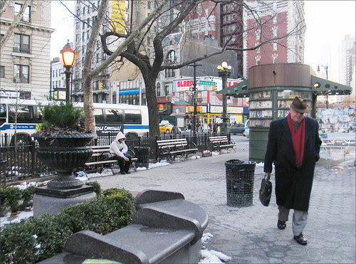 72nd Street and Broadway