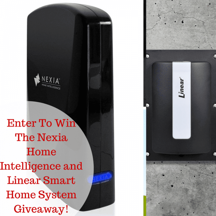 Enter To Win The Nexia Home Intelligence and Linear Smart Home System Giveaway!