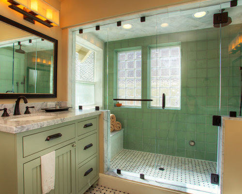 Craftsman Style Bathroom Home Design Ideas, Pictures ...