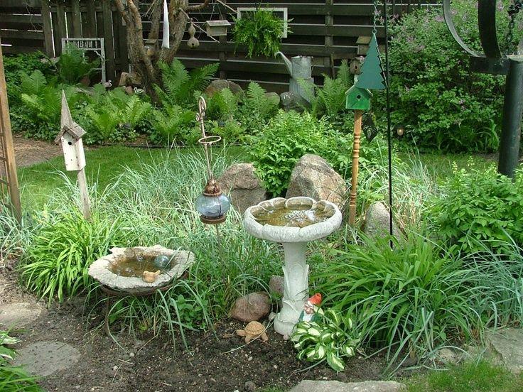 Backyard Garden Ideas Pinterest