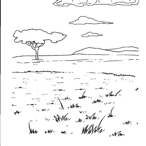 animal habitat coloring pages food ideas
