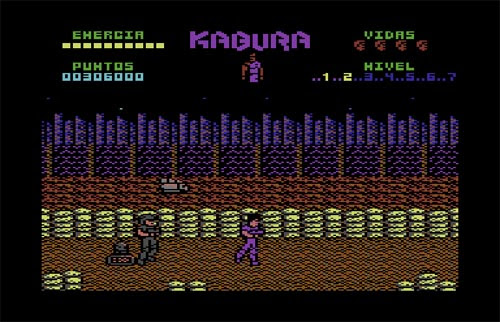 Kabura Commodore 64 - 5