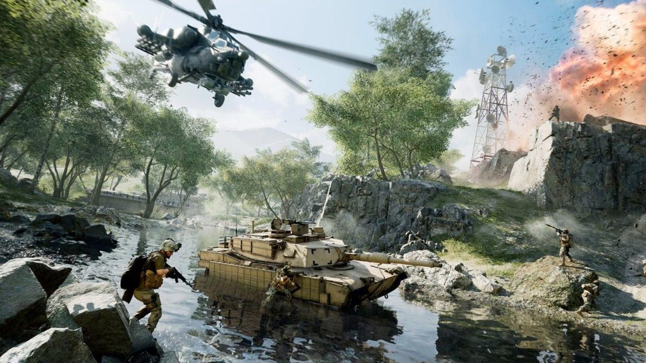 Battlefield 2042: Hazard Zone Mode - First Look - IGN
