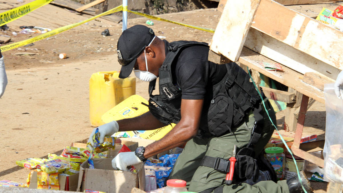 Anambra guber: Tension as police recover two bombs