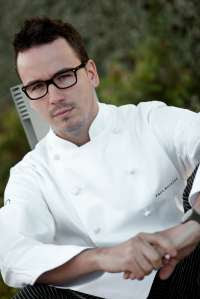 Paco Morales, nuevo jefe de cocina del restaurante Palacete La Seda