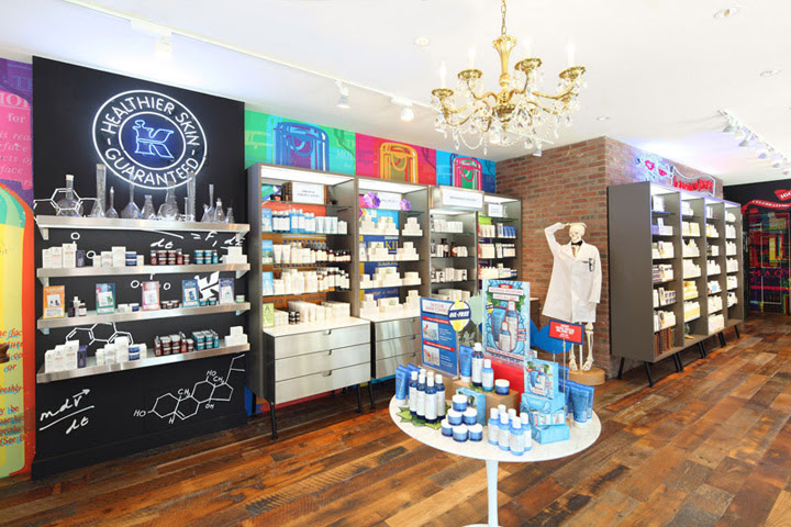 Kiehls Retail Store and Spa 1851 New York 03 Kiehls Retail Store and Spa 1851, New York