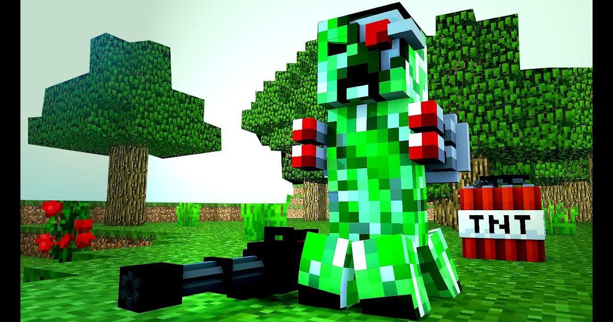 Minecraft Build A Robot - Omong p