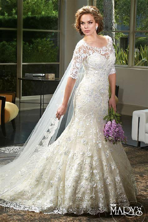 Mary?s Bridal Spring 2016 Wedding Dresses   Wedding Inspirasi