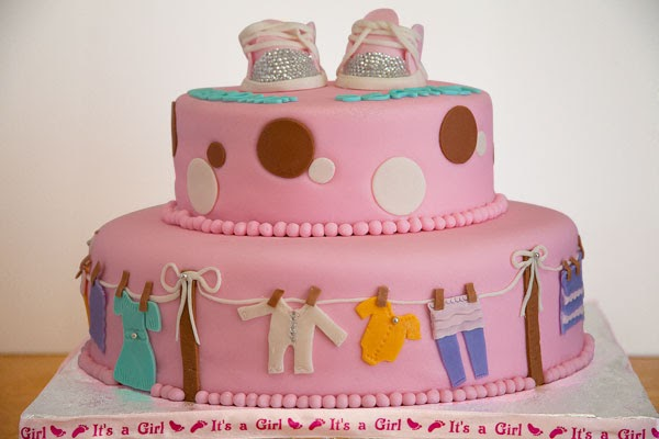 Affordable Baby Shower Cakes Nyc