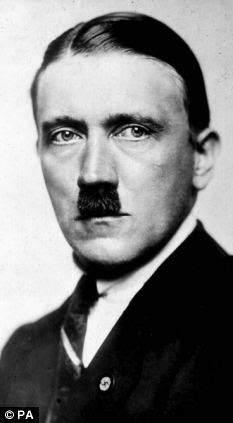 Little moustache: Nazi dictator Adolf Hitler was the butt of Special Ops jokes