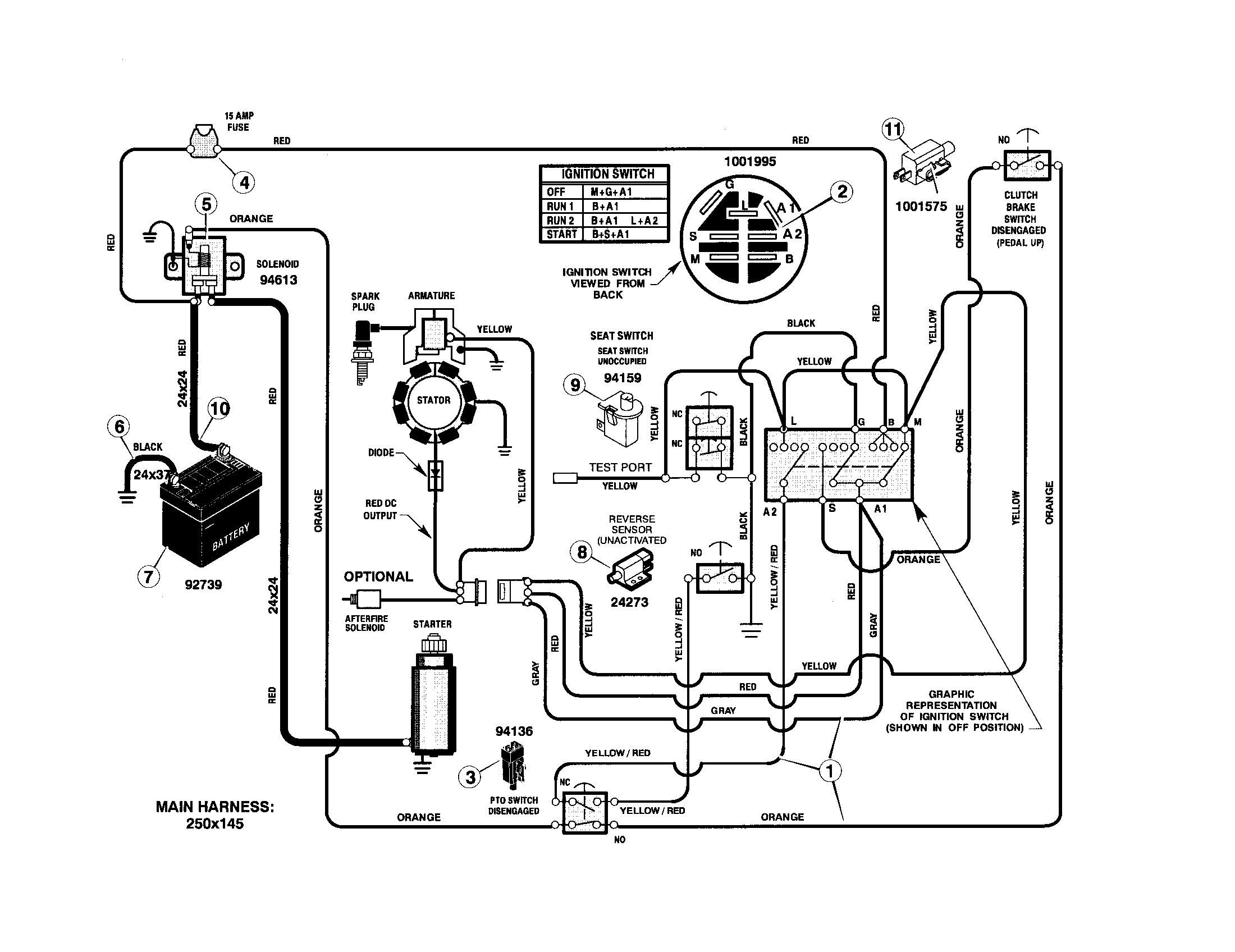 Wiring Diagram For John Deere 322
