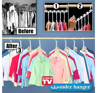 Wonder Hangers As Seen On Tv