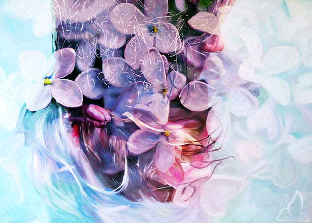 Pakayla Biehn Double Exposure 0 Peintures par Pakayla Biehn : Double Exposition