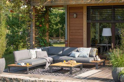 Salon De Jardin Dangle Avec Table Haute - The Best Undercut ...