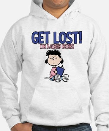 Lucy-Get Lost Hoodie