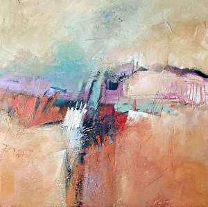 "Mesa by Filomena Booth Acrylic ~ 20"" x 20"""