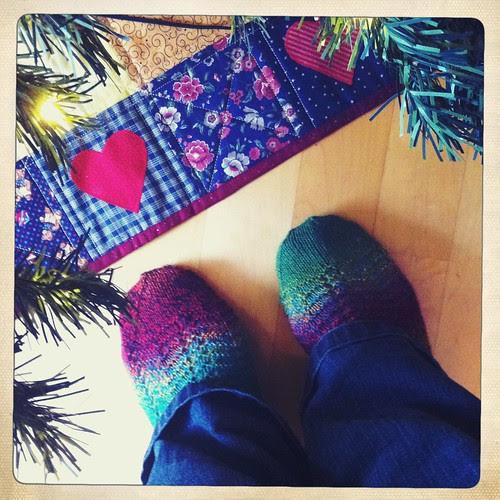 7days:6 I <3 socks