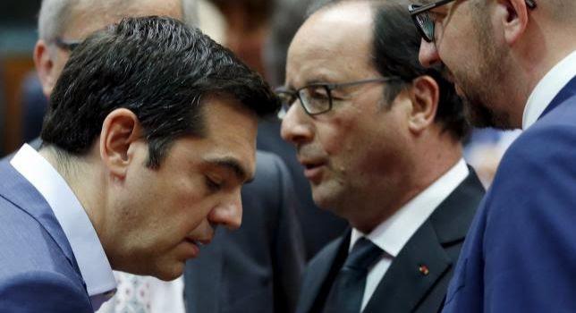 Accordo sulla Grecia