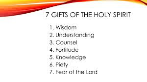 gifts of spirit