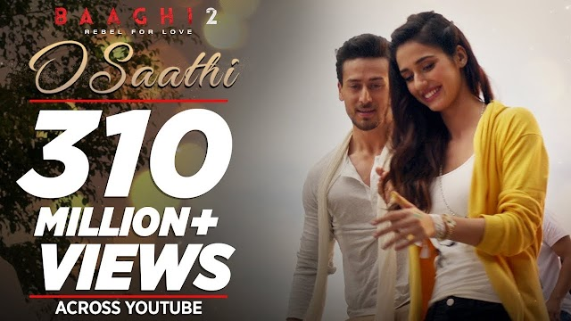O saathi lyrics - Atif Aslam  | lyrics for romantic song