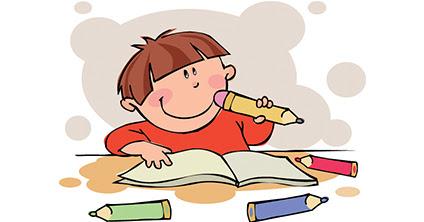 Okul öncesinde Okuma Yazmaya Hazırlık çalışmaları Martılarus