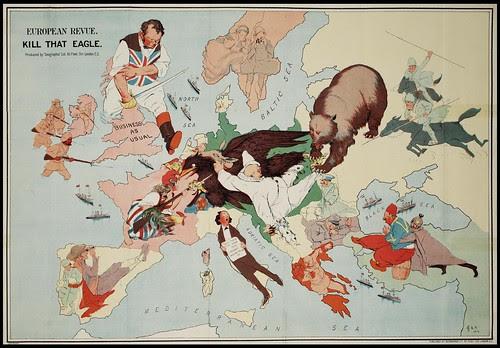 European Revue (Kill That Eagle) 1914